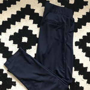 Forever21  Trousers, Navy blue